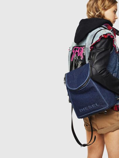 Diesel - SPYNEA, Blue - Backpacks - Image 7
