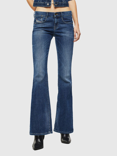 Diesel - D-Ebbey 086AM, Medium blue - Jeans - Image 1