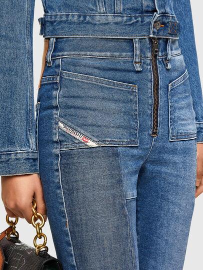 Diesel - D-Earlie 009NP, Medium blue - Jeans - Image 3
