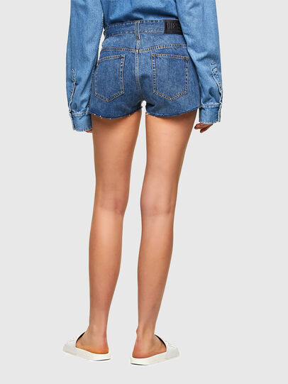 Diesel - S-PAM, Blue/Grey - Shorts - Image 2