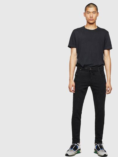 Diesel - Krooley JoggJeans 0092N,  - Jeans - Image 6