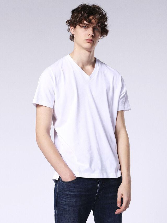 T-KEITH, White