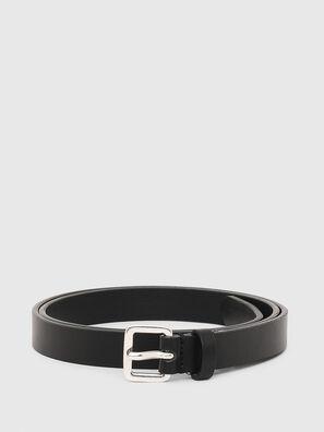 B-LOWGO, Black - Belts