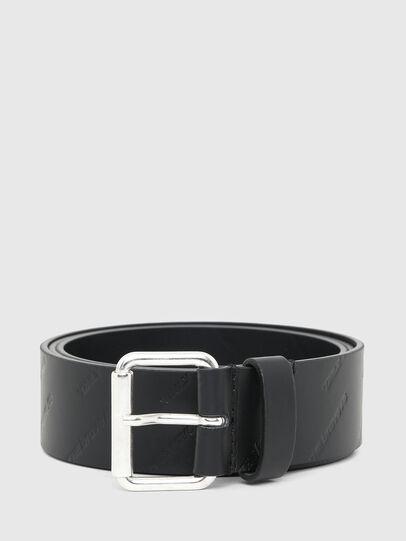 Diesel - B-OLLY, Black - Belts - Image 1