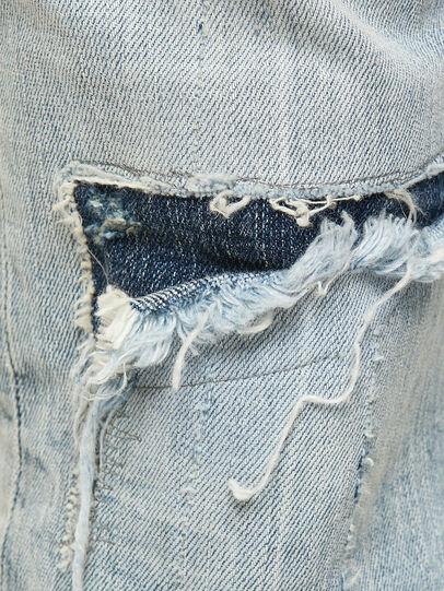 Diesel - D-Joy 009JR, Light Blue - Jeans - Image 3