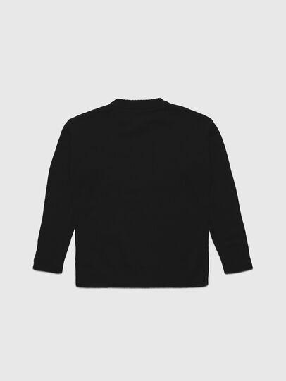 Diesel - KLOGOSX, Black - Knitwear - Image 2