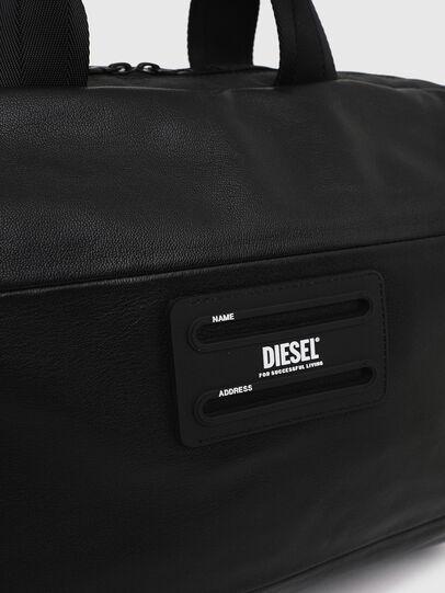 Diesel - D-SUBTORYAL BRIEF, Black - Briefcases - Image 5