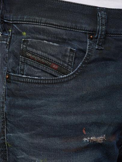 Diesel - D-Strukt JoggJeans® 069QH, Dark Blue - Jeans - Image 3