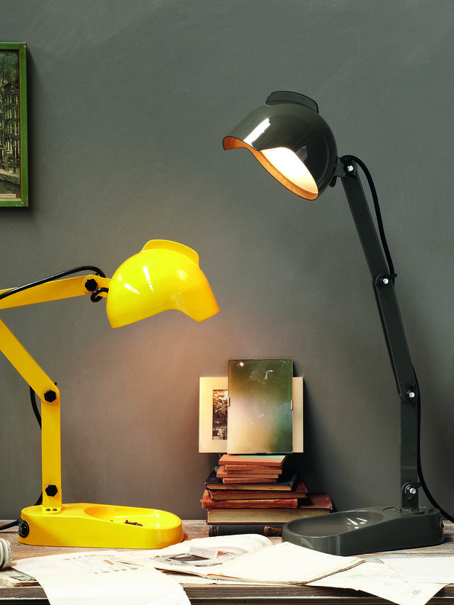 Living DUII TAVOLO, Green/Grey - Table Lighting - Image 3