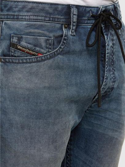 Diesel - Thommer JoggJeans 069NZ, Medium blue - Jeans - Image 3