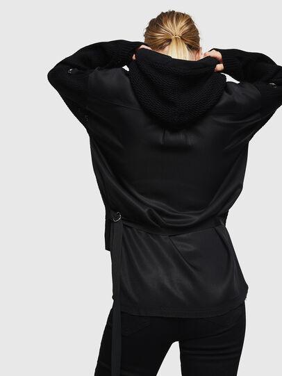 Diesel - M-MILY, Black - Knitwear - Image 2