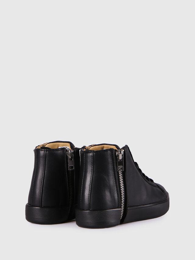 KIDS SN MID 24 NETISH YO, Black - Footwear - Image 3