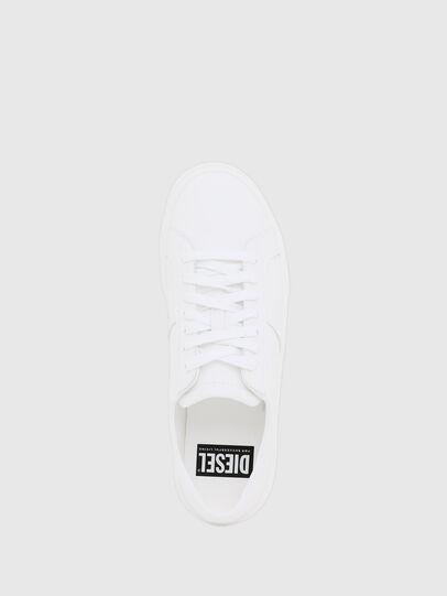 Diesel - S-MYDORI LC W, White - Sneakers - Image 6