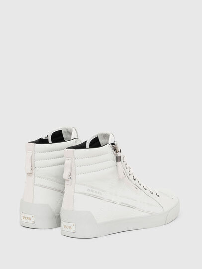 Diesel - D-STRING PLUS, White - Sneakers - Image 3