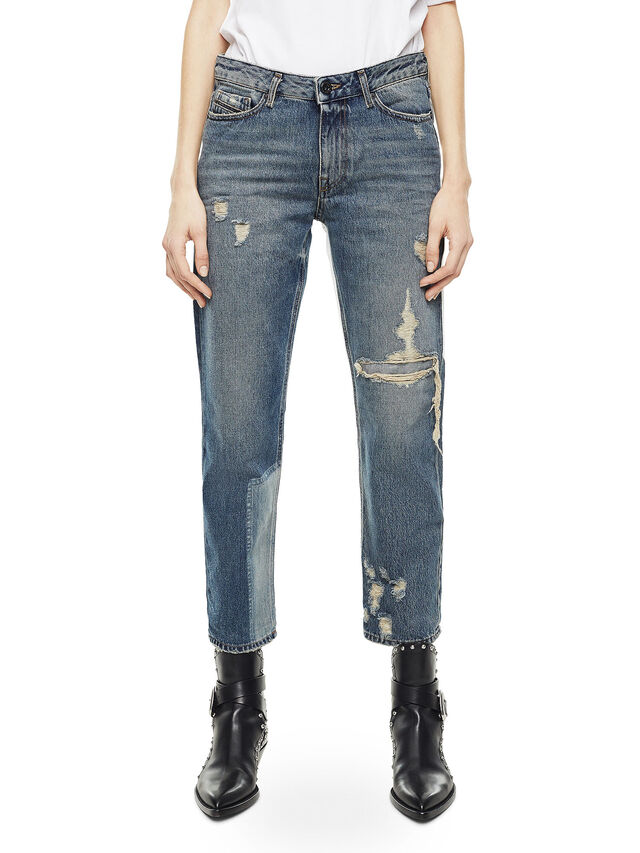 Diesel - TYPE-1820, Medium blue - Jeans - Image 1