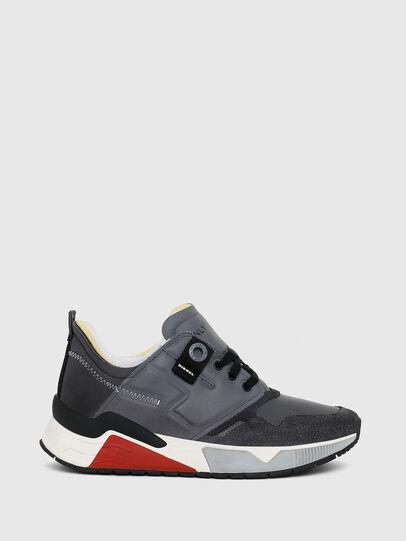 Diesel - S-BRENTHA LC, Grey - Sneakers - Image 1