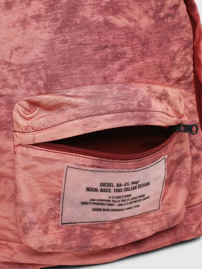 Diesel - BAPAK, Red - Backpacks - Image 4
