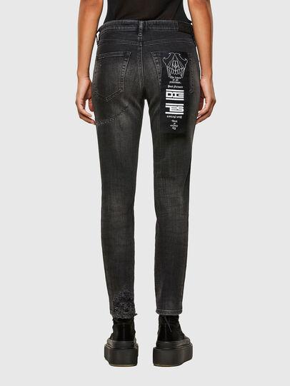 Diesel - Babhila 009JN, Black/Dark grey - Jeans - Image 2