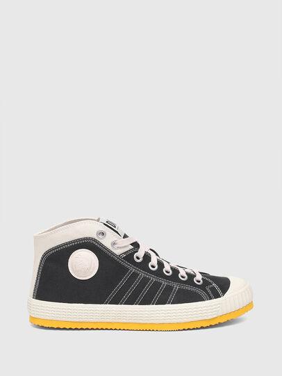 Diesel - S-YUK MC, Black/Yellow - Sneakers - Image 1