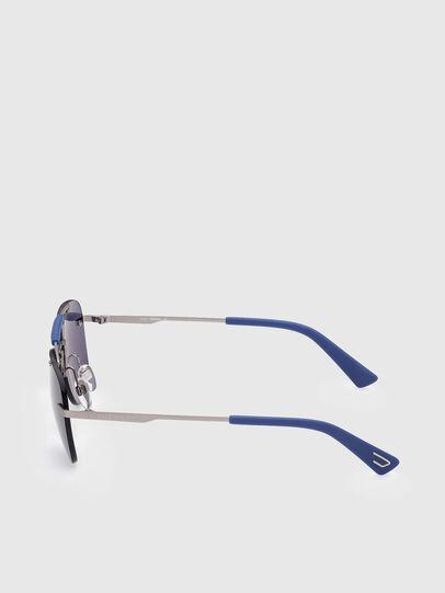 Diesel - DL0340, Blue - Sunglasses - Image 3