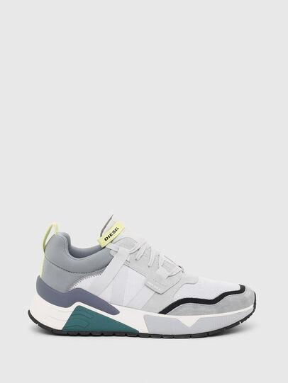Diesel - S-BRENTHA WL, Grey - Sneakers - Image 1