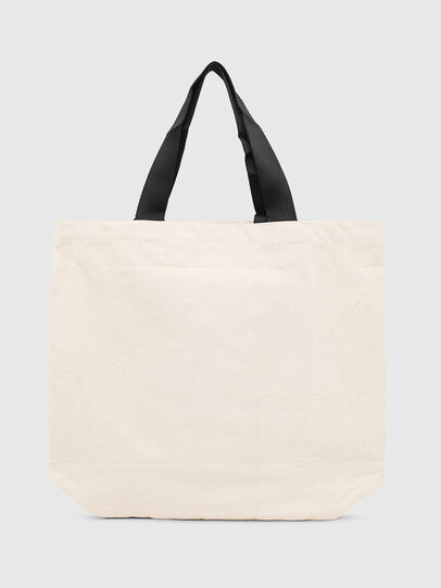 Diesel - LYVENZA, White/Black - Shopping and Shoulder Bags - Image 2