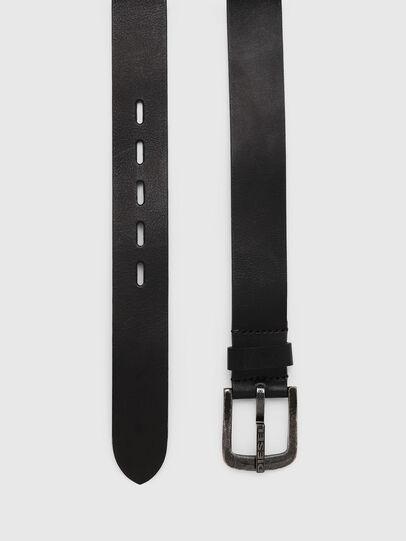 Diesel - B-DART, Black - Belts - Image 3
