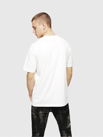Diesel - T-JUST-YL,  - T-Shirts - Image 2