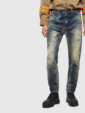 D-Vider 0098S, Medium blue - Jeans