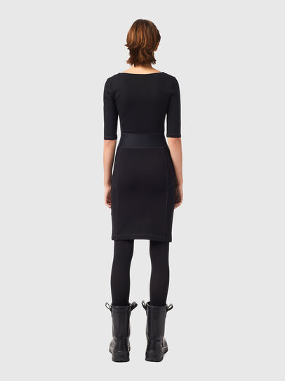 Diesel - D-SUBBY, Black - Dresses - Image 2