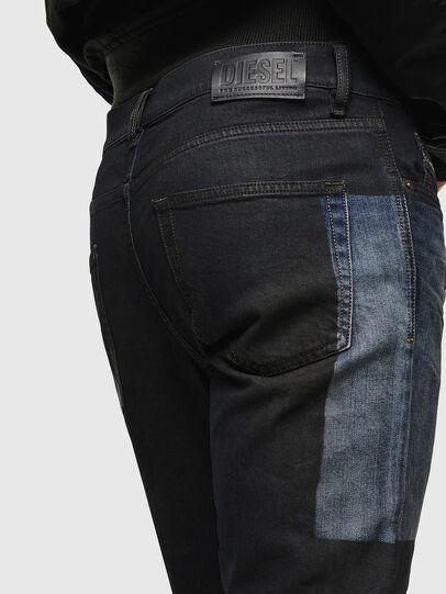 Diesel - D-Strukt 0094K, Dark Blue - Jeans - Image 6