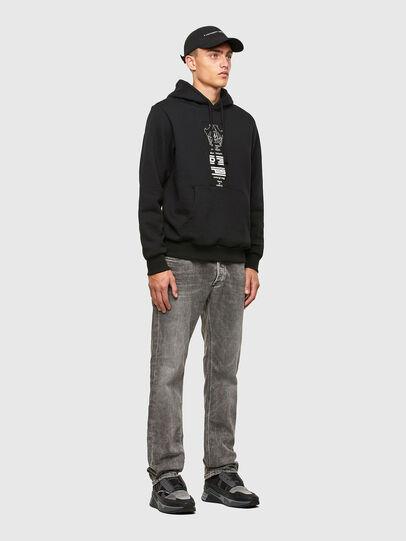 Diesel - Larkee 009KA, Light Grey - Jeans - Image 5