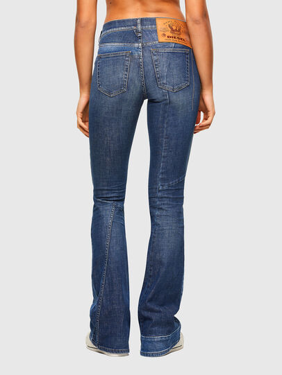 Diesel - D-Ebbey 009NP, Medium blue - Jeans - Image 2