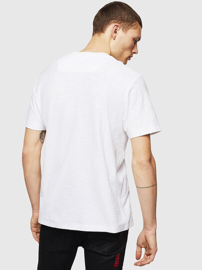 Diesel - T-RANIS, White - T-Shirts - Image 2