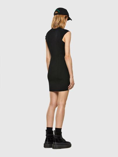 Diesel - M-BASIA, Black - Dresses - Image 7