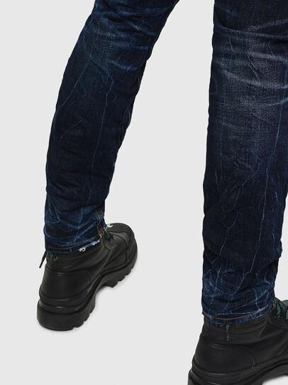 Diesel - Thommer 0097H, Dark Blue - Jeans - Image 4