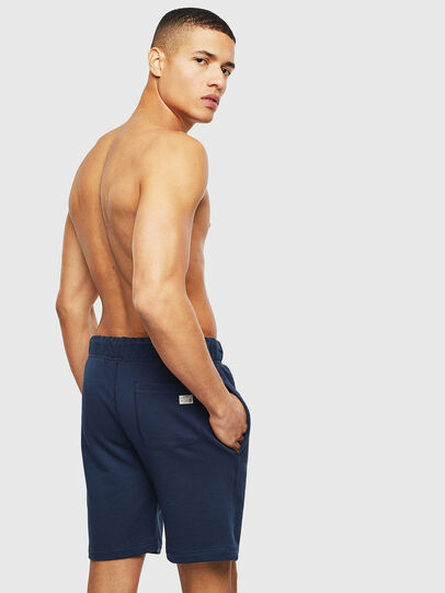 Diesel - UMLB-PAN, Dark Blue - Pants - Image 2