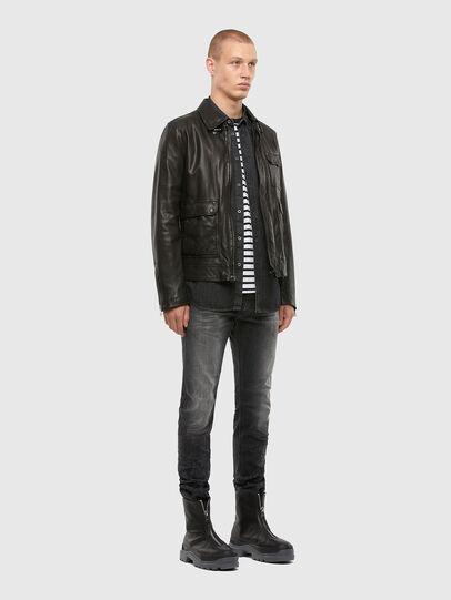 Diesel - Thommer 009IU, Black/Dark grey - Jeans - Image 6