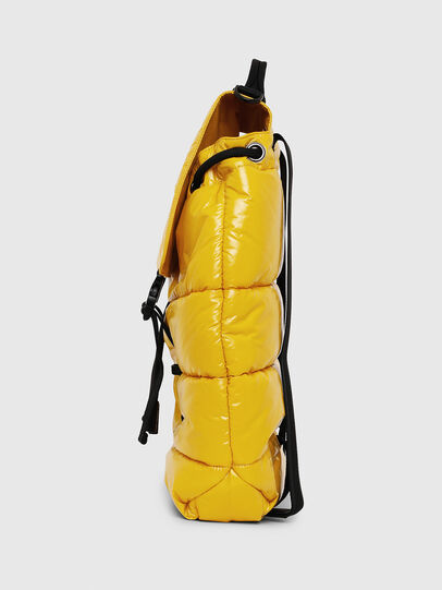 Diesel - VOLPAGO BACK, Yellow - Backpacks - Image 2
