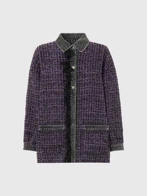C-HELEN, Black/Violet - Shirts