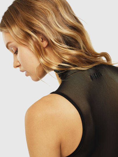 Diesel - UFBY-HEVA-M, Black - Bodysuits - Image 4