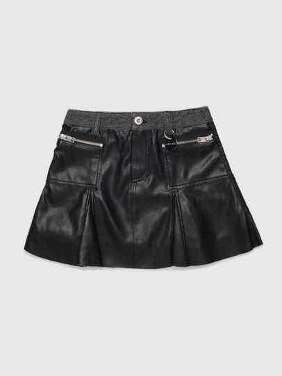 Diesel - GFUJO, Black - Skirts - Image 1