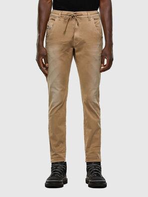 Krooley JoggJeans 0670M, Light Brown - Jeans