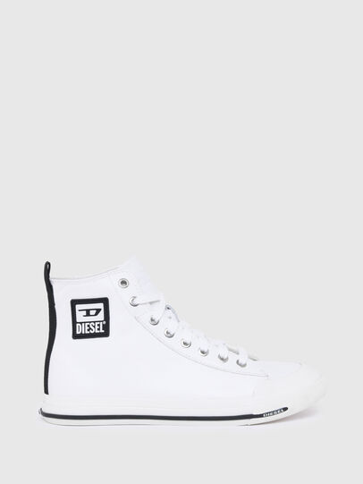 Diesel - S-ASTICO MID CUT W, White - Sneakers - Image 1