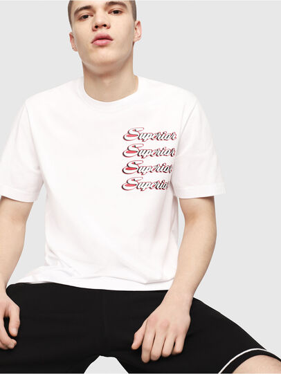 Diesel - T-JUST-Y13,  - T-Shirts - Image 3