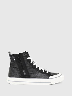 S-ASTICO MID ZIP, Black - Sneakers