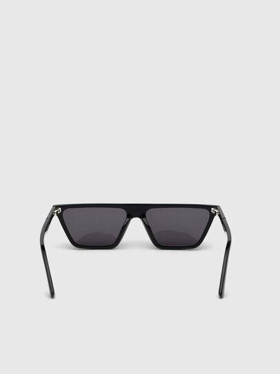 Diesel - DL0304, Black - Sunglasses - Image 4