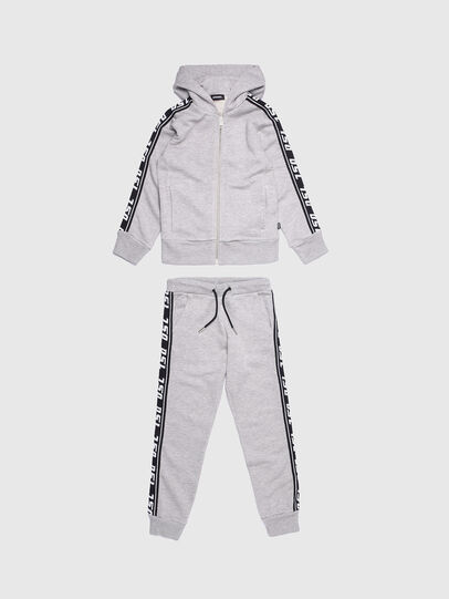 Diesel - SUITAX-SET, Grey - Jumpsuits - Image 1