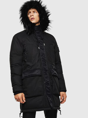 W-BULLISK, Black - Winter Jackets