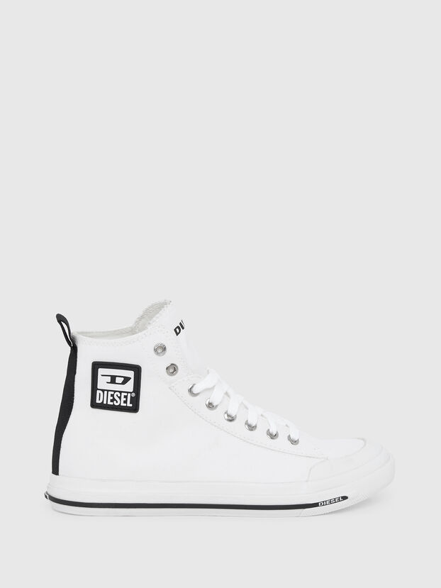 S-ASTICO MID CUT W, White - Sneakers